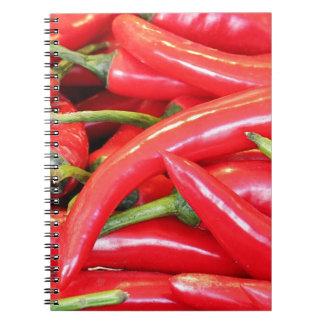 Chilis Notebooks