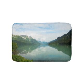 Chilkoot Lake Bath Mat