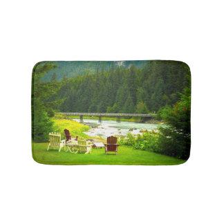 Chilkoot River Retreat Bath Mat