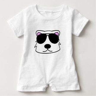 Chill Bear Baby Romper