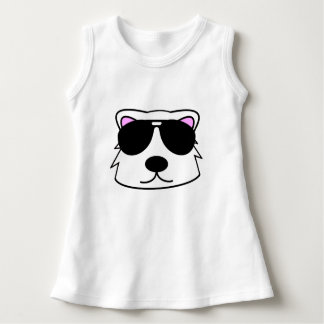 Chill Bear Dress