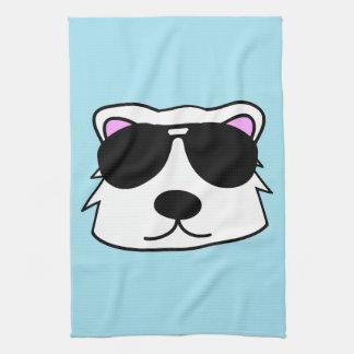 Chill Bear Kitchen Towel