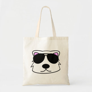 Chill Bear Tote Bag