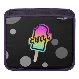 CHILL iPad SLEEVE