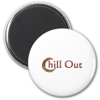Chill-Out Magnet