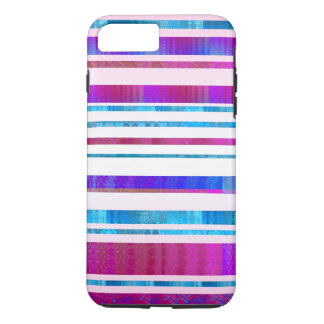 Chill Out Stripy iPhone 8 Plus/7 Plus Case