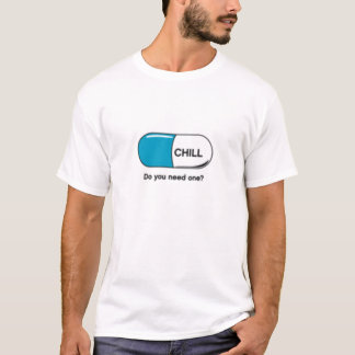 Chill Pill Male Tee