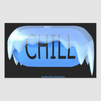 Chill Pill Stickers