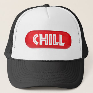 Chill Pill Trucker Hat