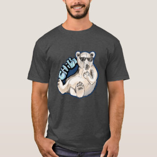 Chill Polar Bear T-Shirt