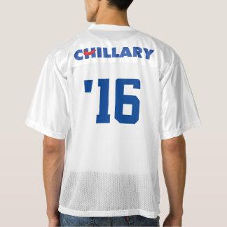 Chillary football men's football jersey