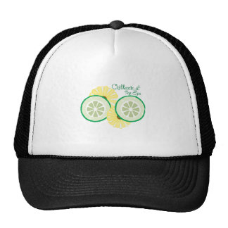 Chillaxin at the Spa Trucker Hat
