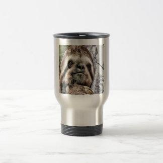 Chilled Sloth Travel Mug