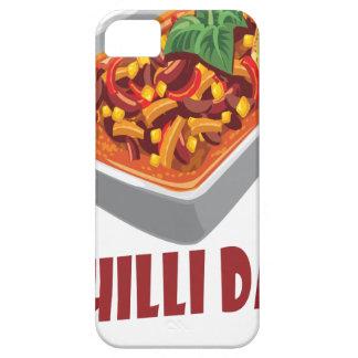 Chilli Day - Appreciation Day iPhone 5 Case