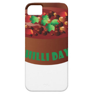 Chilli Day - Appreciation Day iPhone 5 Cases