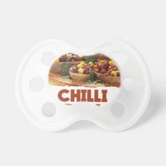 Chilli Day - Appreciation Day Pacifier