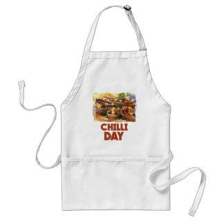 Chilli Day - Appreciation Day Standard Apron