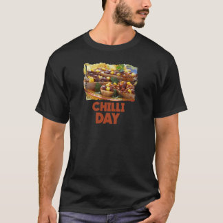 Chilli Day - Appreciation Day T-Shirt