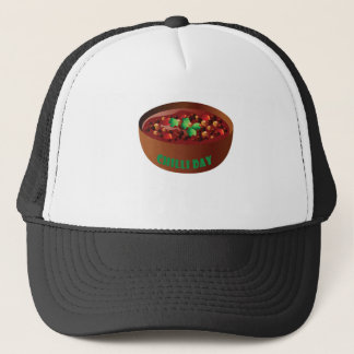 Chilli Day - Appreciation Day Trucker Hat