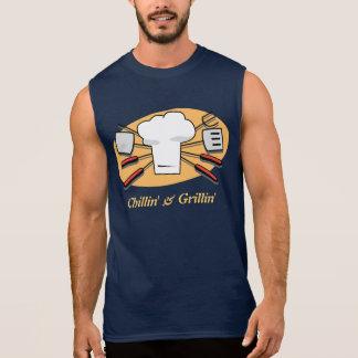 Chillin' & Grillin' Sleeveless Shirt
