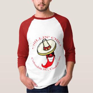 CHILLINCHILL copy T-Shirt