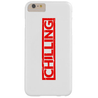 Chilling Stamp Barely There iPhone 6 Plus Case