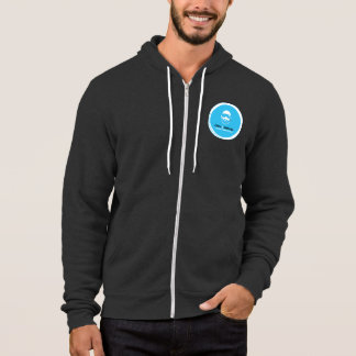ChillinKansai Fleece Hoodie