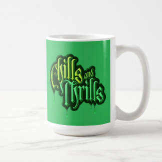 Chills And Thrills Halloween Mug
