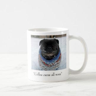 Chilly Pug Mug