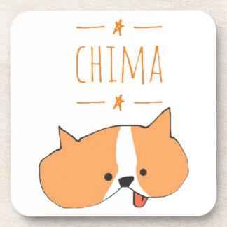 CHIMA (CARTOON) COASTER