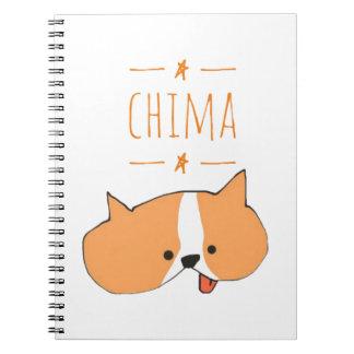 CHIMA (CARTOON) NOTEBOOKS