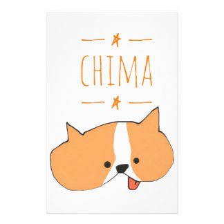CHIMA (CARTOON) STATIONERY