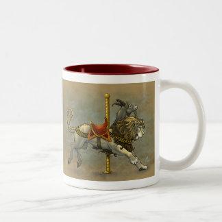 Chimera Carousel Mug