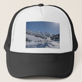 Chimgan Ski Slope Trucker Hat