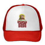 Chimney Jesus Trucker Hat