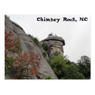 Chimney Rock, NC Postcard