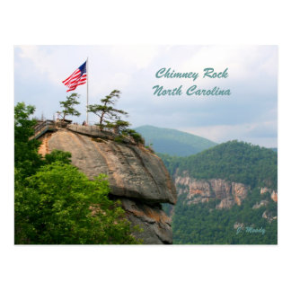 Chimney Rock Postcard