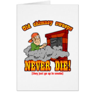 Chimney Sweeps Card