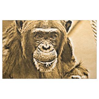 Chimp 216 fabric
