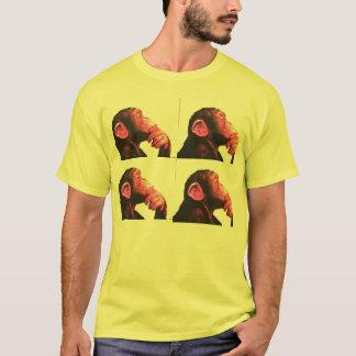 chimp, chimp, chimp, chimp T-Shirt