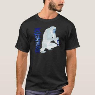 Chimp dark shirt 2