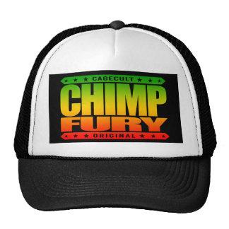 CHIMP FURY - I'm Savage Ape in Brazilian Jiu-Jitsu Trucker Hat