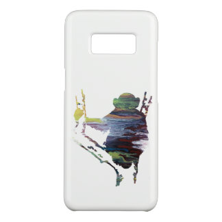 chimpanzee art Case-Mate samsung galaxy s8 case