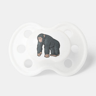 Chimpanzee Baby Pacifier