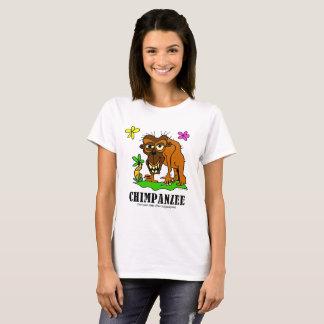 Chimpanzee by Lorenzo Women's T-Shirt