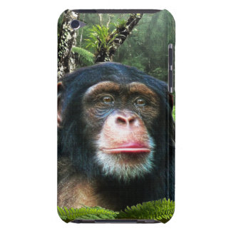Chimpanzee Great Ape Wildlife Animal Phone Case