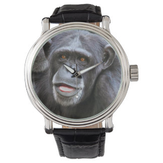 Chimpanzee Photo Watch