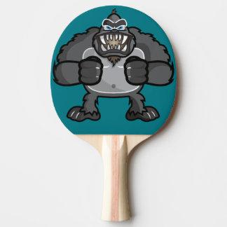 Chimpanzee ping pong paddle