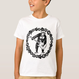 CHIMPanzee Playing Guitar T-Shirt