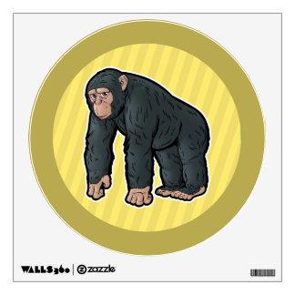 Chimpanzee Wall Sticker
